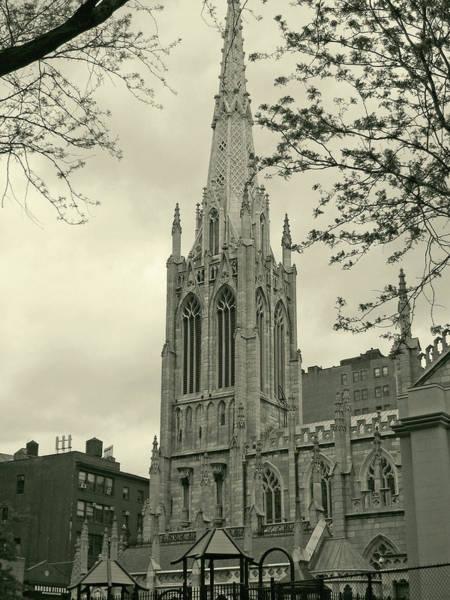 Bernadette Photograph - Grace Church Nyc by Bernadette Claffey
