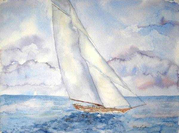 Painting - Grace by Diane Kirk