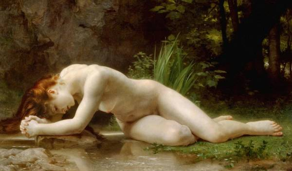 Painting - Grace In Nudity by Isabella Howard