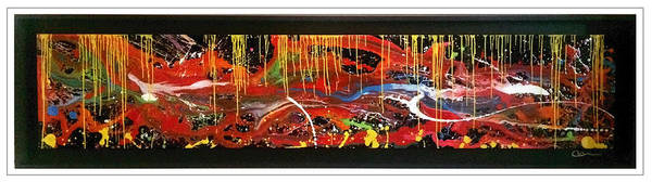 Wall Art - Painting - Graffiti Culture-edition 14 by Mac Worthington