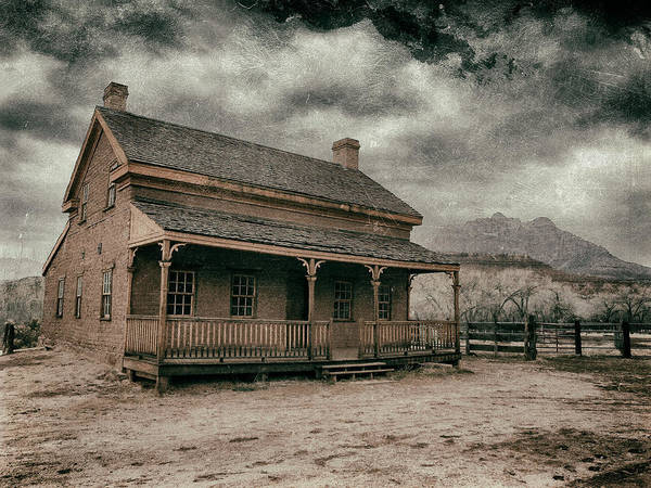Photograph - Grafton Homestead II by Ghostwinds Photography