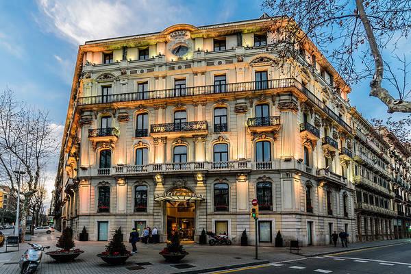 Photograph - Gran Hotel Havana by Randy Scherkenbach