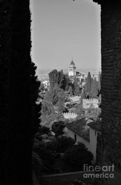 Photograph - Granada by Karina Plachetka