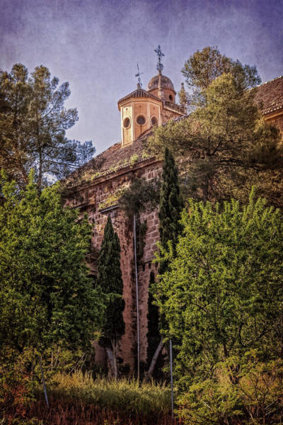 Granada Wall Art - Photograph - Granada Monastery by Joan Carroll