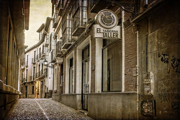 Granada Wall Art - Photograph - Granada Morning by Joan Carroll