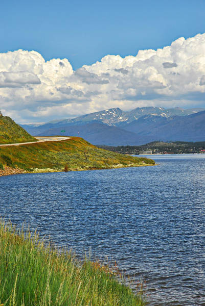 Lake Granby Photograph - Granby Lake In Summer by Robert Meyers-Lussier