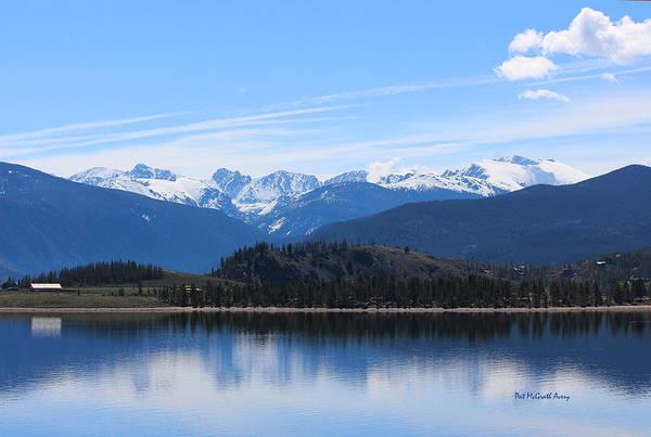 Photograph - Granby Lake by Pat McGrath Avery