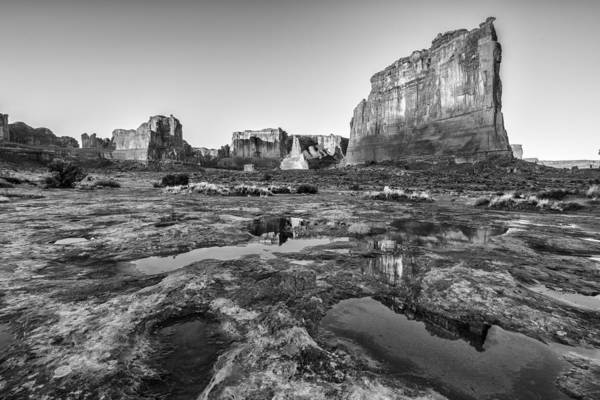 Photograph - Grand Arches II by Jon Glaser