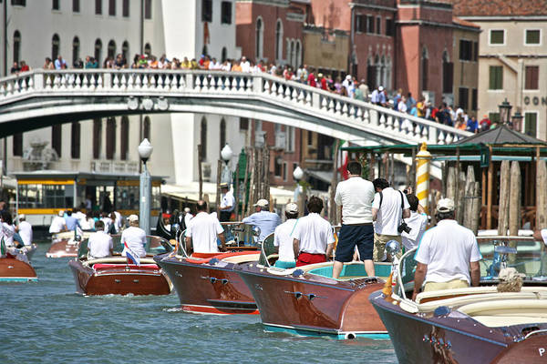 Photograph - Grand Canal by Steven Lapkin