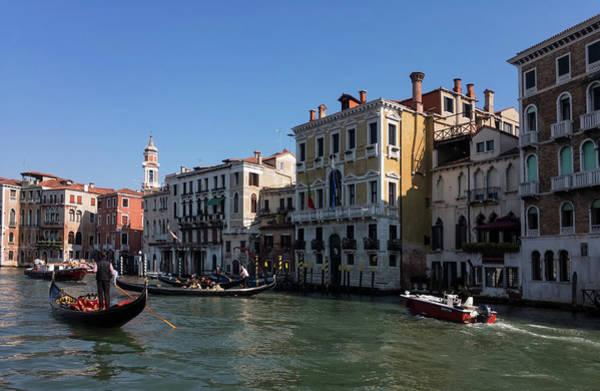 Photograph - Grand Canal Venice by Marina Usmanskaya