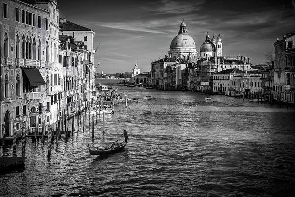 Wall Art - Photograph - Grand Canal View by Andrew Soundarajan