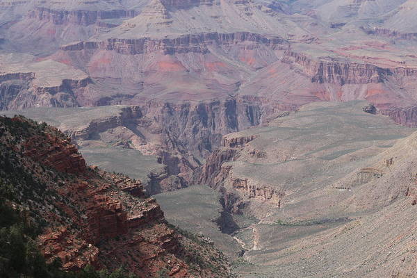 Photograph - Grand Canyon - 20 by Christy Pooschke