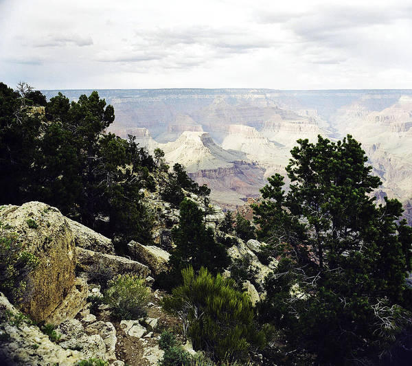 Photograph - Grand Canyon Arizona Fine Art Photograph In Color 3541.02 by M K Miller
