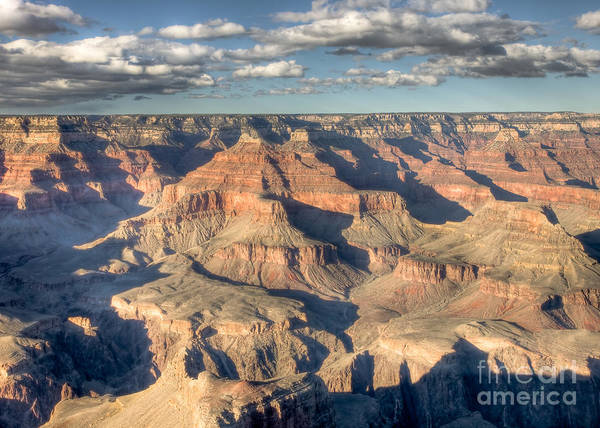 Photograph - Grand Canyon Hopi Point by Clarence Holmes