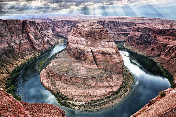 Photograph - Grand Canyon Horseshoe Bend by Gigi Ebert