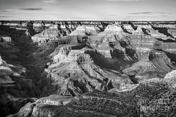 Photograph - Layers Of Time In The Grand Canyon by Jon Burch Photography
