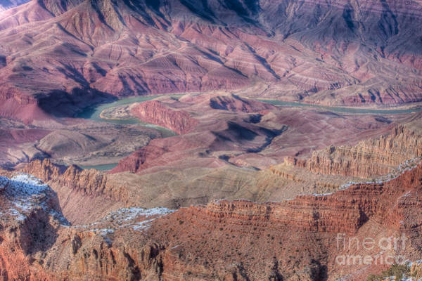 Photograph - Grand Canyon Lipan Point by Clarence Holmes