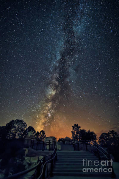 Photograph - Grand Canyon Milky Way by Alissa Beth Photography