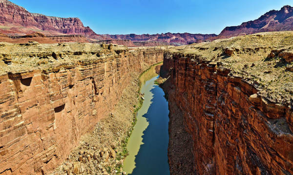 Grand Canyon National Park Colorado River Art Print