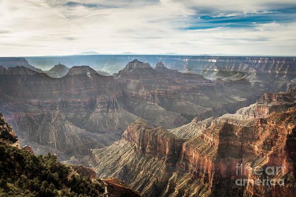 North Rim Photograph - Grand Canyon North Rim by Robert Bales