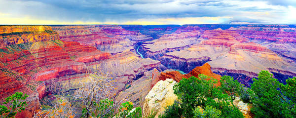 Thompson River Photograph - Grand Canyon Pima Point by James O Thompson