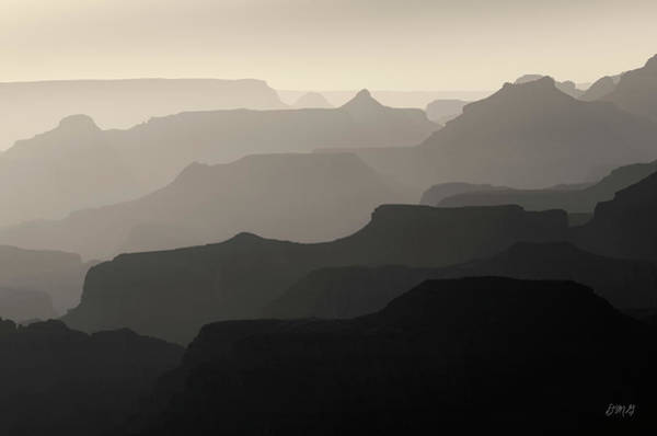 Photograph - Grand Canyon V Toned by David Gordon