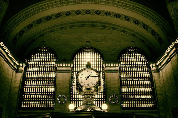 Photograph - Grand Central  by Jessica Jenney