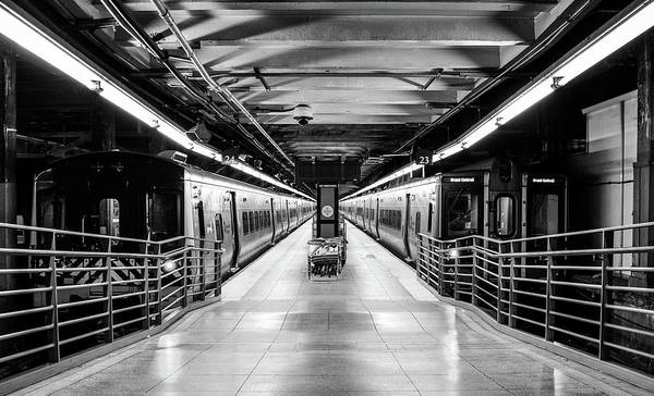 Photograph - Grand Central by Rand
