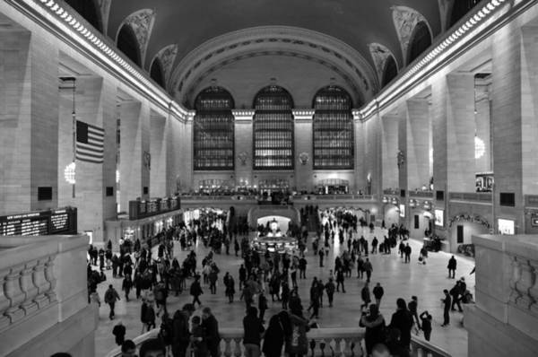 Photograph - Grand Central Station by Clint Buhler