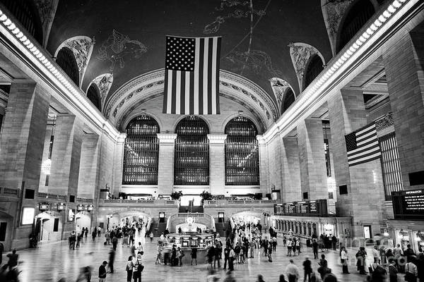 Photograph - Grand Central Station by Scott Kemper