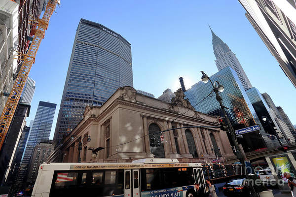 Photograph - Grand Central Station by Steven Spak
