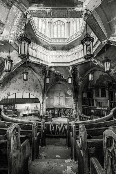 Photograph - Grand Church by Lindy Grasser