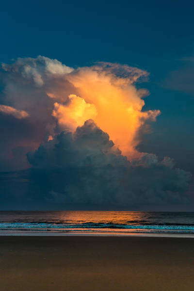 Photograph - Grand Clouds -  Wild Dunes Resort Isle Of Palms Sc by Donnie Whitaker