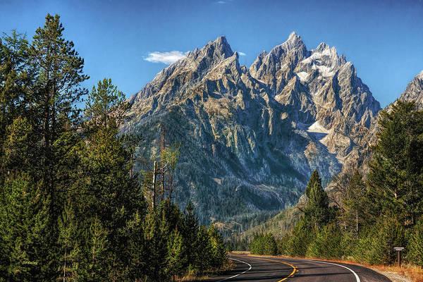Photograph - Grand Drive by John M Bailey