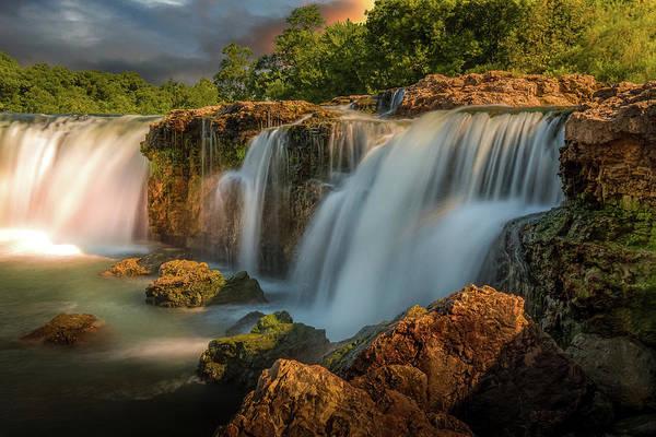 Photograph - Grand Falls by Allin Sorenson