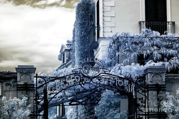 Wall Art - Photograph - Grand Hotel Blues by John Rizzuto