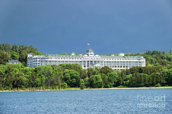 Photograph - Grand Hotel by Ed Taylor
