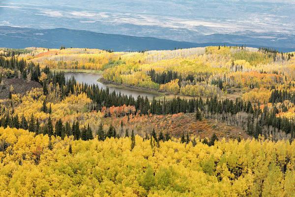 Photograph - Grand Mesa View by Denise Bush