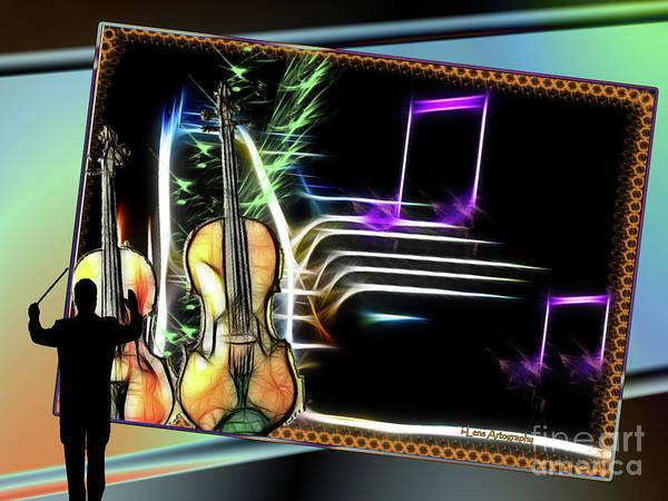 Grand Musicology Art Print