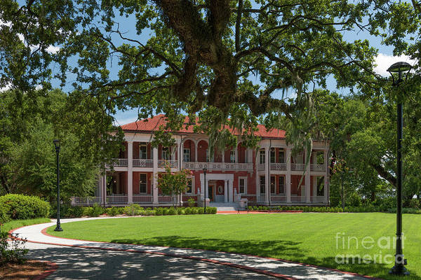 Photograph - Grand Old Navy Administration Headquarters by Dale Powell