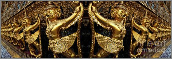 Wall Art - Photograph - Grand Palace Bangkok Thailand by Bob Christopher