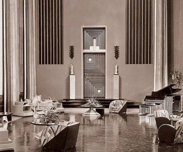 Photograph - Grand Salon by Chuck Staley
