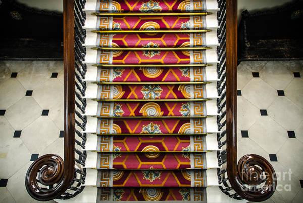 Photograph - Grand Staircase In Dublin Castle by RicardMN Photography