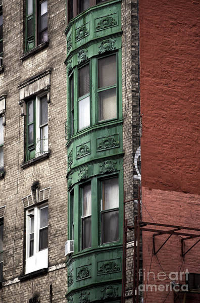 Photograph - Grand Street Living by John Rizzuto