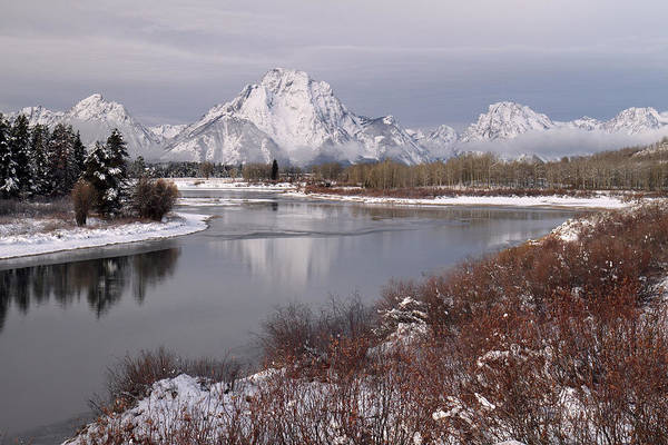 Photograph - Grand Teton National Park by Pierre Leclerc Photography