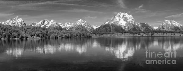 Wall Art - Photograph - Grand Teton Tranquility by Sandra Bronstein