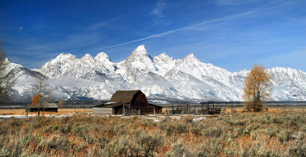 Photograph - Grand Tetons by Pierre Leclerc Photography