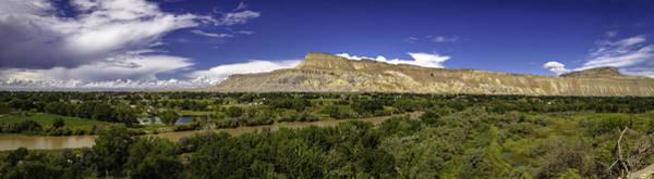 Photograph - Grand Valley Panorama by Teri Virbickis