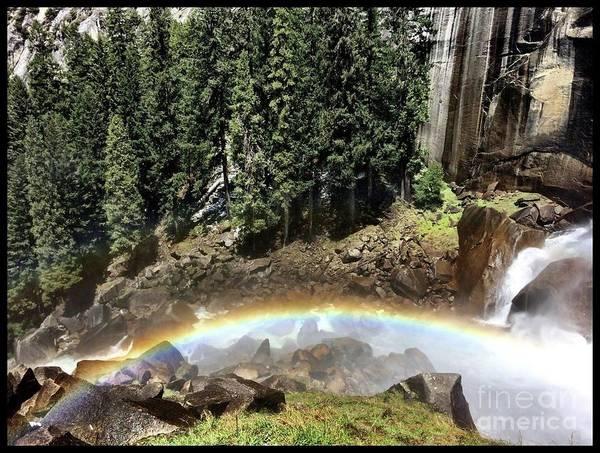 Photograph - Grand Vista, Yosemite by S Forte Designs