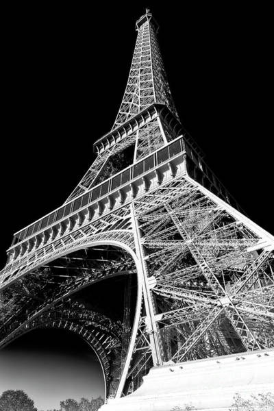Wall Art - Photograph - Grandest Tower In Paris by John Rizzuto